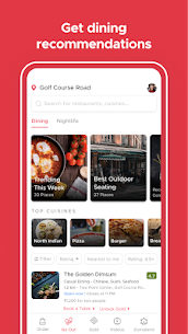 Zomato – Restaurant Finder and Food Delivery App Mod 15.2.6 Apk [Unlocked] 3