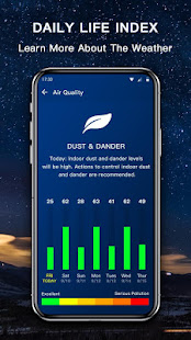 Download Weather Pro - The Most Accurate Weather App For PC Windows and Mac apk screenshot 5