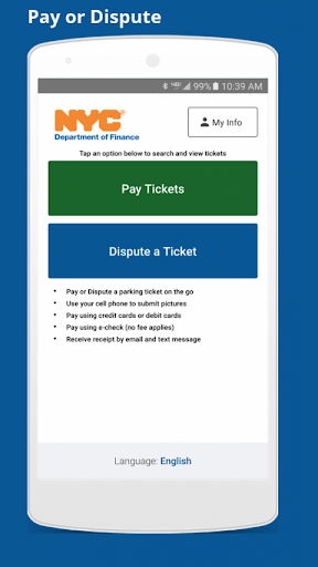 Download NYC Parking Ticket Pay or Dispute for PC