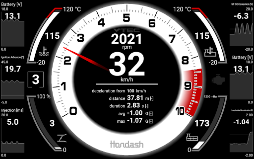 Hondash  screenshots 10