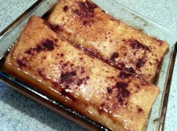 Tex-mex Apple Pies Recipe