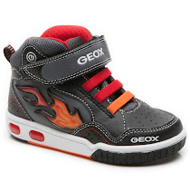 Geox Flame Light Trainers BOOT LIGHTS