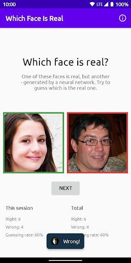 Which Face Is Real? 1.0 screenshots 4