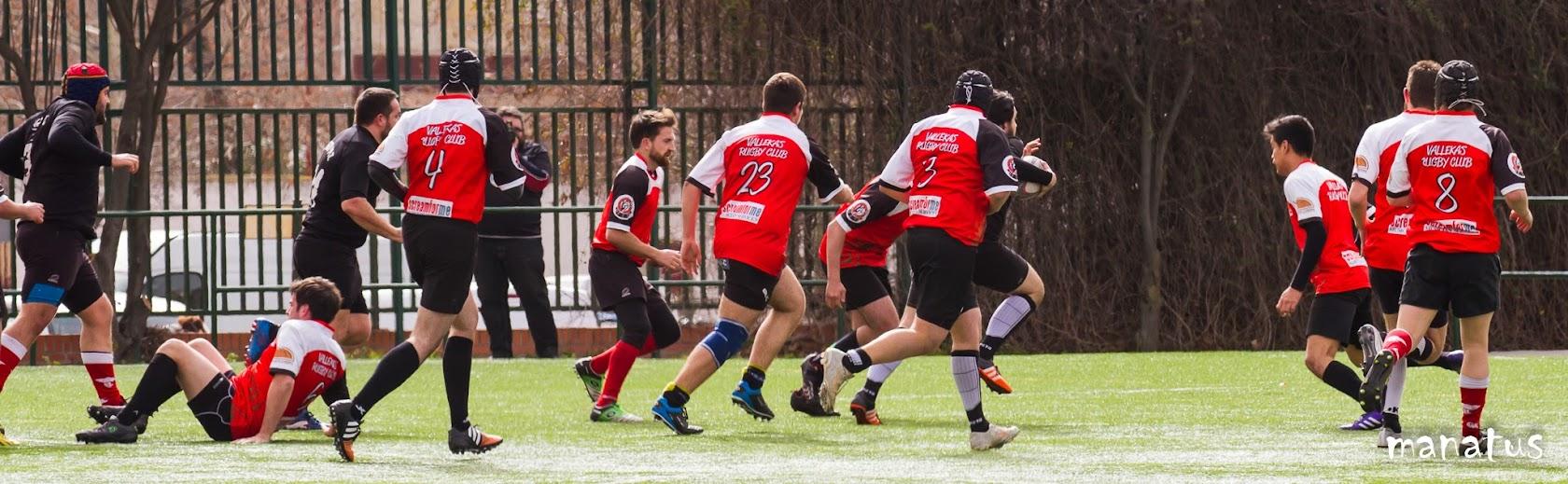 manatus rugby vallecas