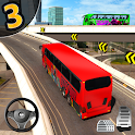 City Bus Simulator 3D - Addictive Bus Driving game icon