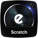 edjing Scratch - digital vinyl icon