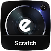 edjing Scratch - digital vinyl