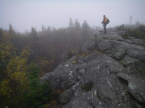 Photo: Outcrop on Mount Mansfield's Maple Ridge