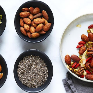 Life-Changing Nut, Pepita and Coconut Trail Mix