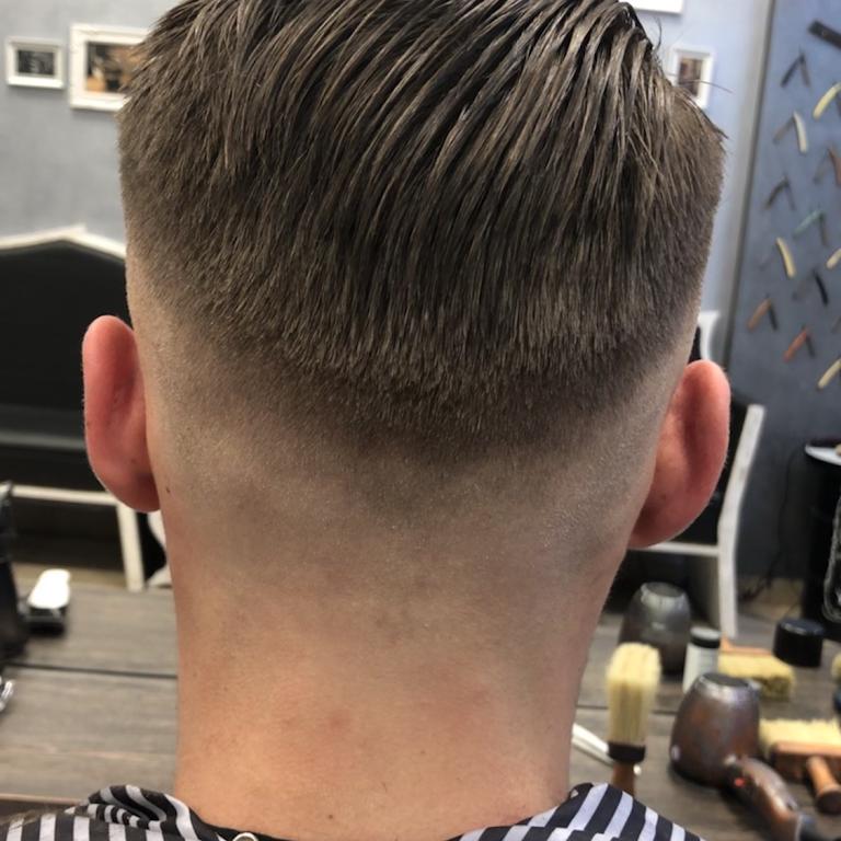 Fryzjer Męskibarber Limanowajanox Salon Fryzjerski Salon