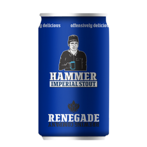 Logo of Renegade Hammer Imperial Stout