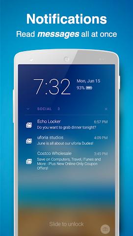 android Echo Notification Lockscreen Screenshot 6