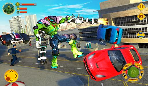 Incredible Monster Robot Hero Crime Shooting Game apkdebit screenshots 10