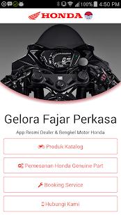 Honda Gelora - náhled