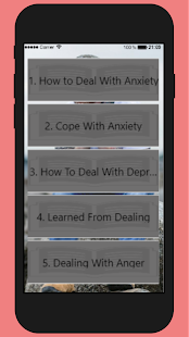 App How to Deal With Anxiety Fast APK for Windows Phone