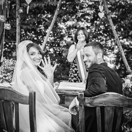 Fotografo di matrimoni Fabrizio Russo (FabrizioRusso). Foto del 01.12.2018