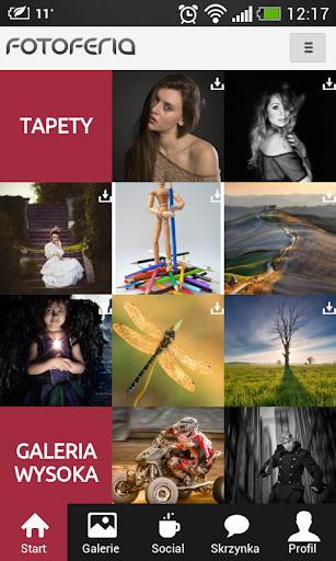 Fotoferia Fotografia i Tapety