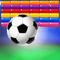 Kick Bricks : Football icon
