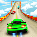 Extreme GT Car Stunts Free : Ramp GT Car Racing icon