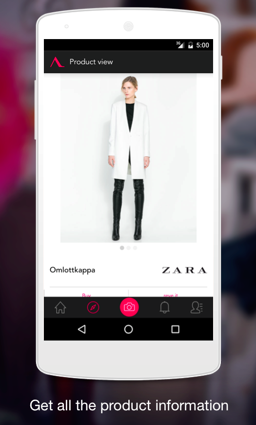 reve - Fashion & Shopping- screenshot