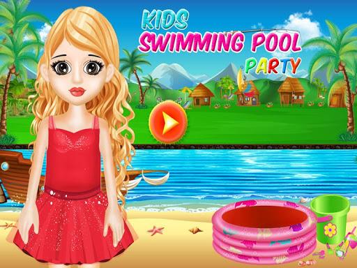 Kids Swimming Pool Park  screenshots 1