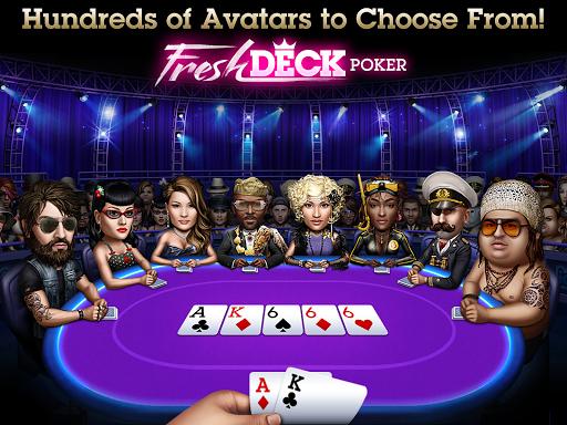 Fresh Deck Poker - Live Hold'em apkpoly screenshots 14