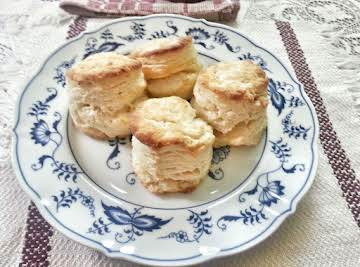 Flaky Southern Biscuits