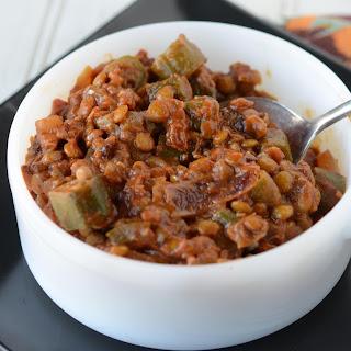 Lentil and Okra Curry Recipe