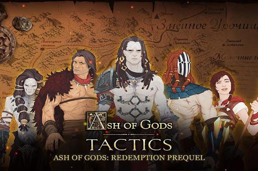 Ash of Gods: Tactics  captures d'écran 1
