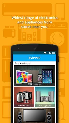 Zopper - Local Shopping App