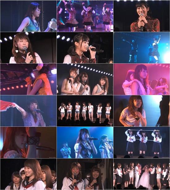 "(LIVE)(公演) AKB48 チームA ""恋愛禁止条例"" 川栄李奈 卒業公演 150804"