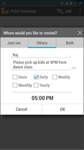 Schedule Text Messages app- screenshot thumbnail
