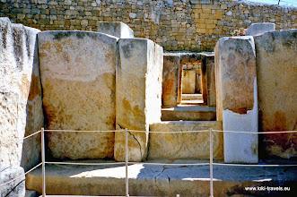 Photo: 1996-07-05. Tarxien  tempel | temples.  www.loki-travels.eu
