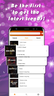 U Tunes Music Player - Free & Unlimited Listening - náhled