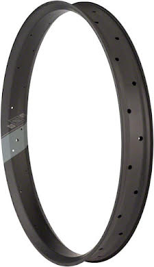 Whisky Parts Co. No.9 Carbon Fat Bike Rim - 70mm Wide, Tubeless Ready