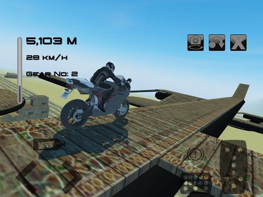 Fast Motorcycle Driver  screenshots 17