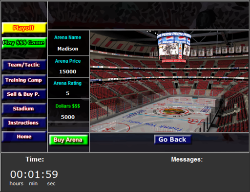 Bet N Hockey 1.11.0 screenshots 2