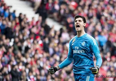 Le Real Madrid peut de nouveau compter sur les services de Thibaut Courtois