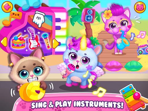 Little Kitty Town - Collect Cats & Create Stories  screenshots 15