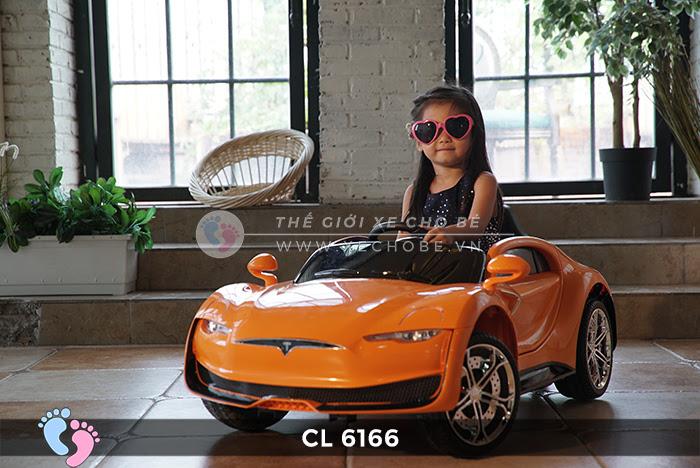 Xe hơi điện cho bé CL6166 2