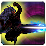 Super Saiyan Shadow Battle