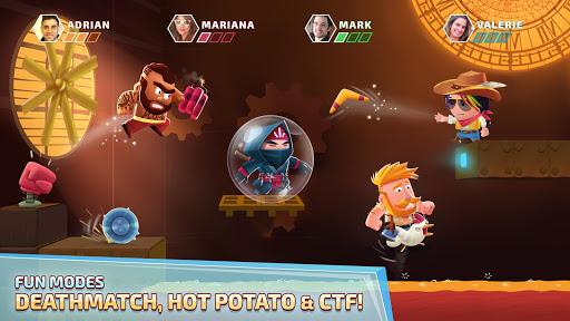 Super Jump League - Awesome Multiplayer Battles 1.6.1 screenshots 2