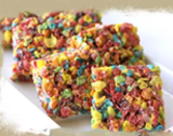 Fruity Pebbles Treats Just A Pinch Recipes