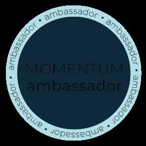 Momentum Jewelry Badge