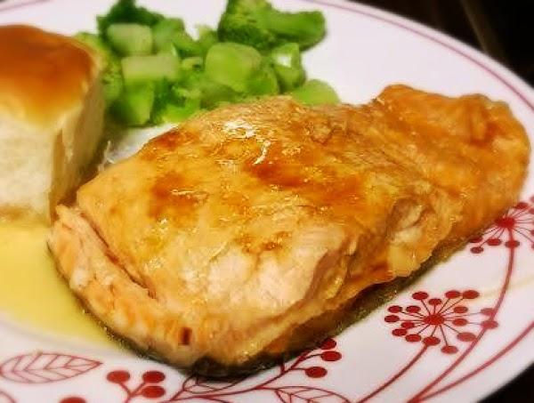 Lemon Maple Salmon Recipe
