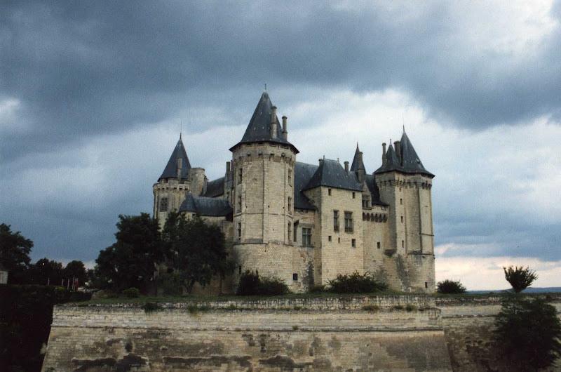 Castello di Saomur di Roberto Pasquale