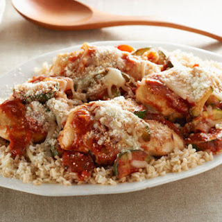 Rustic Italian Chicken & Rice