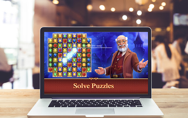 Clockmaker HD Wallpapers Game Theme