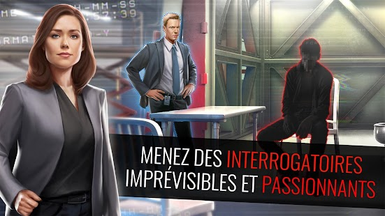 The Blacklist: Conspiracy – Vignette de la capture d'écran