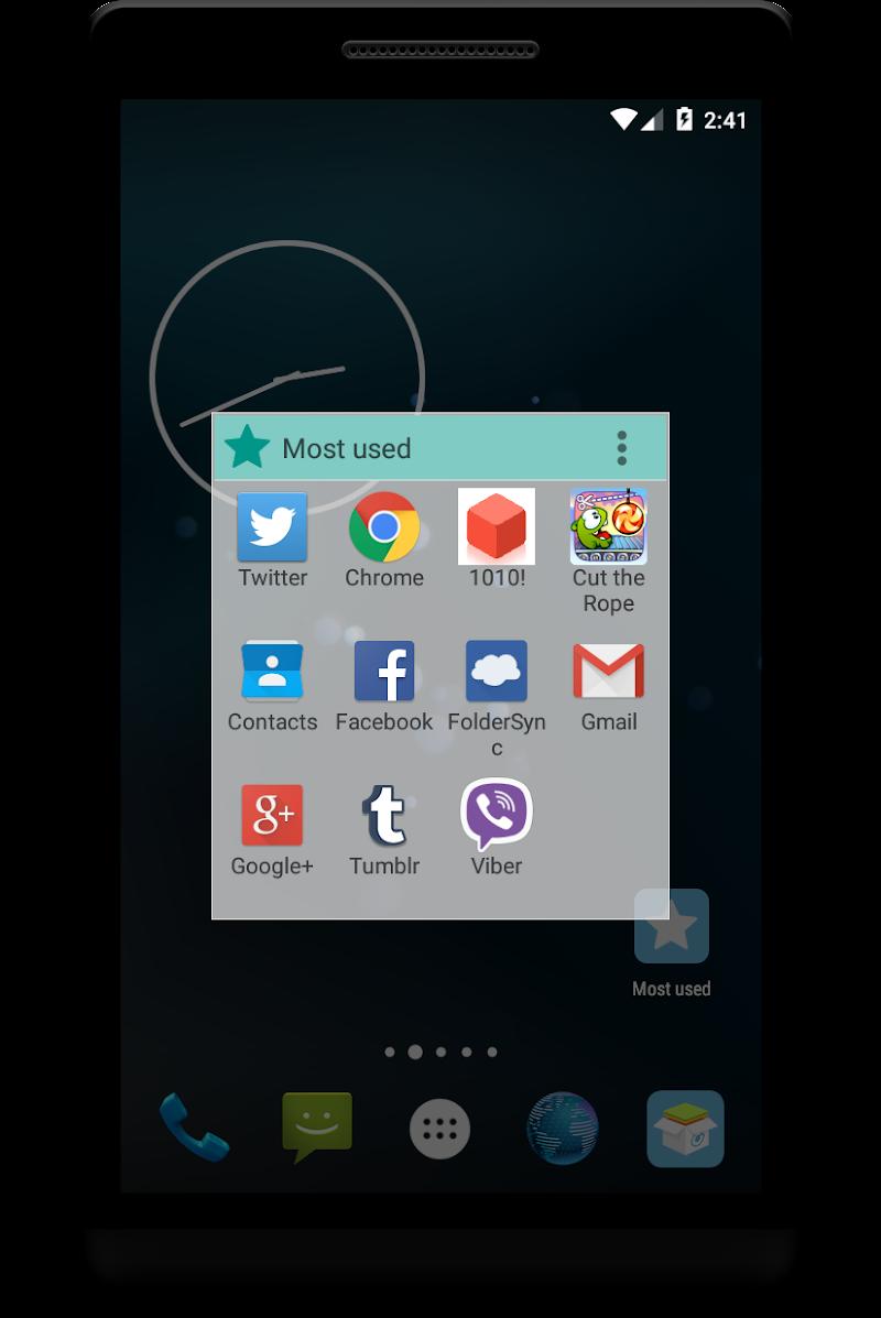 Glextor App Mgr & Organizer Screenshot 6